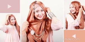 Cara Memakai Jilbab Praktis Dalam 3 Menit