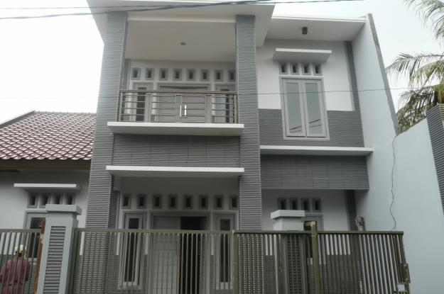 Rumah Minimalis 2 Lantai Sederhana  Lagalus